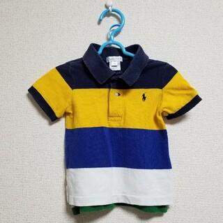 ポロラルフローレン(POLO RALPH LAUREN)のPOLO RALPH LAUREN 12M ポロシャツ ポロ ラルフローレン(シャツ/カットソー)
