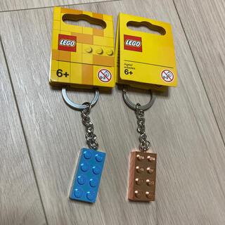 レゴ(Lego)のレゴ キーチェーン 2個セット(キーホルダー)