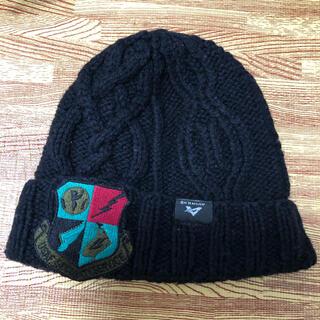 アヴィレックス(AVIREX)のAVIREX  アヴィレックス ワッペン ニット帽 ニットキャップ(ニット帽/ビーニー)