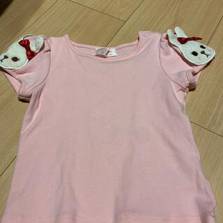 シャーリーテンプル(Shirley Temple)のウサギTシャツ(Tシャツ)
