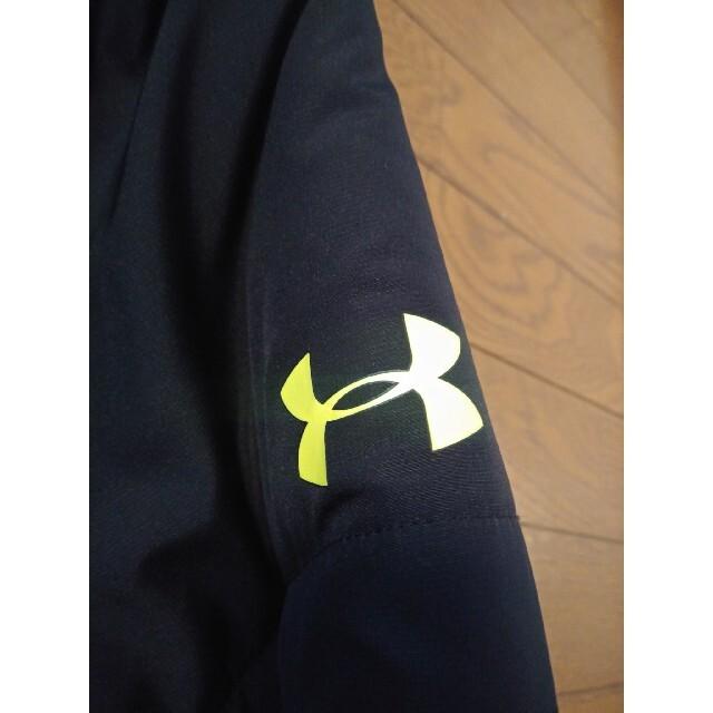 UNDER ARMOUR(アンダーアーマー)の美品 アンダーアーマー ジャケット メンズ L メンズのジャケット/アウター(ナイロンジャケット)の商品写真