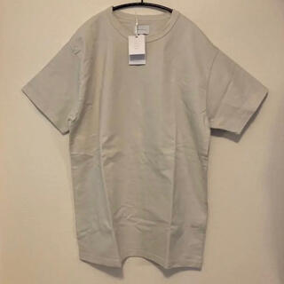 アンデコレイテッドマン(undecorated MAN)の588486様専用 アンデコレイテッドマン 半袖 Tシャツ アイスグレイ 3(Tシャツ/カットソー(半袖/袖なし))