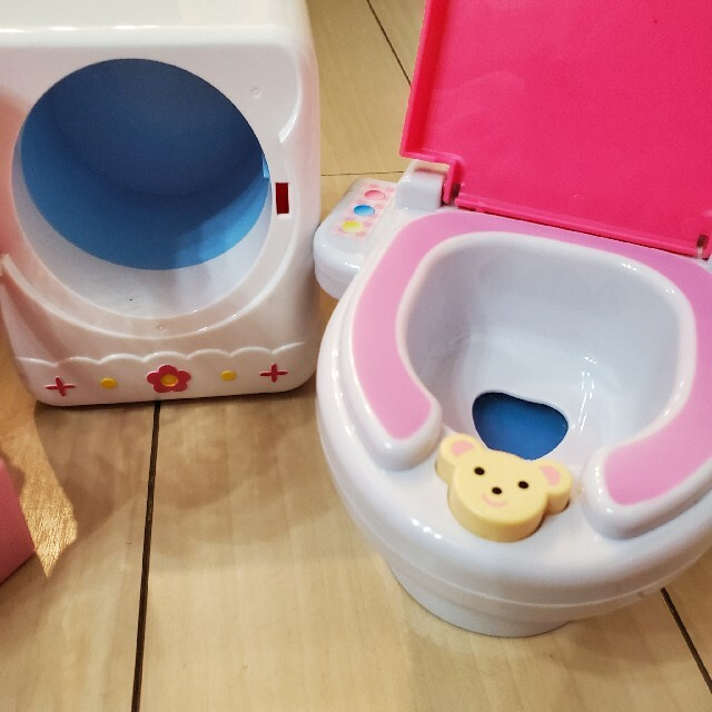 PILOT(パイロット)のメルちゃん家具セット キッズ/ベビー/マタニティのおもちゃ(知育玩具)の商品写真
