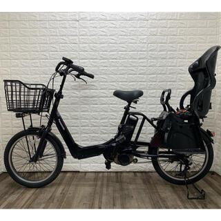 パナソニック(Panasonic)のPanasonic ギュットアニーズ13.2AH 20インチ 電動アシスト自転車(自転車本体)