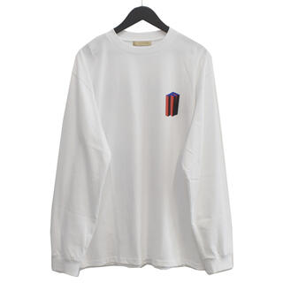 ジエダ(Jieda)のFUTUR 3D-F long-sleeve T-shirt ロンT カットソー(Tシャツ/カットソー(七分/長袖))