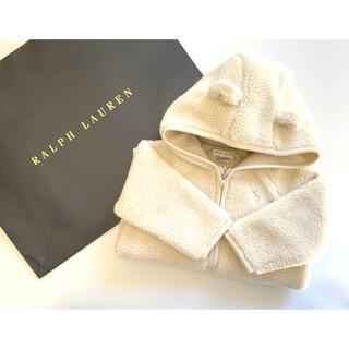 Ralph Lauren - ◇新品◇ラルフローレン◇ベビー◇ポロベア◇アウター◇コート◇おくるみ◇出産祝い
