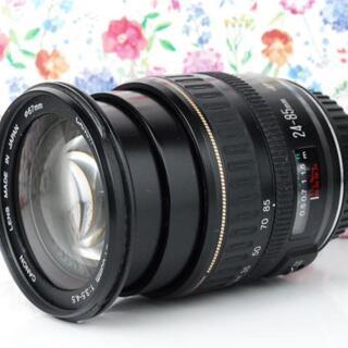 キヤノン(Canon)の【憧れの広角レンズ】Canon 24-85mm USM 標準ズーム(レンズ(ズーム))