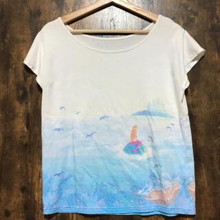 franche lippee - Tシャツ フランシュリッペ マーメイド パイレーツ 海 イルカ 人魚姫