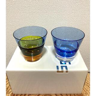 スガハラ(Sghr)のsghr  ペアグラス 2個セット(グラス/カップ)