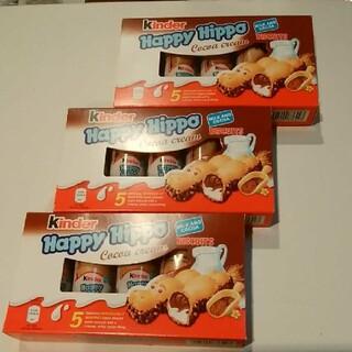 カルディ(KALDI)のハッピーヒヒッポ ココア 3個セット(菓子/デザート)