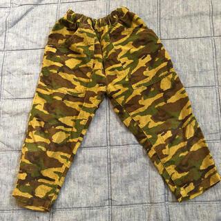 ハリウッドランチマーケット(HOLLYWOOD RANCH MARKET)のハリウッドランチマーケット子供服 かも柄パンツ(パンツ/スパッツ)