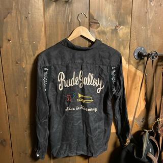 RUDE GALLERY - RUDE GALLERY シャツ