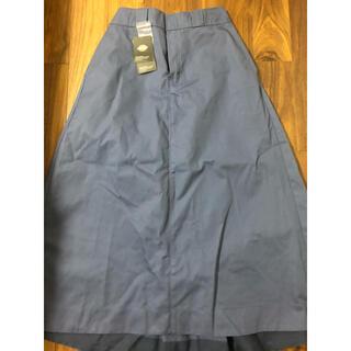 ディッキーズ(Dickies)の新品 ディッキーズ ロングスカート ブルー(ロングスカート)