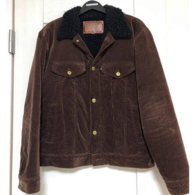 NEIGHBORHOOD(ネイバーフッド)のsale《CUT-RATE》ボアジャケット メンズのジャケット/アウター(ブルゾン)の商品写真