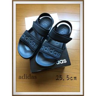 アディダス(adidas)のadidas サンダル 25.5cm(サンダル)
