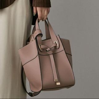 ViS - 《 新品 》ViS フロントタイバッグ バッグ ショルダーバッグ