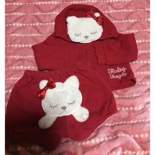 シャーリーテンプル(Shirley Temple)のシャーリーテンプル   眠り猫 セットアップ(ジャケット/上着)