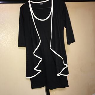 サリア(salire)のワンピースドレス(ひざ丈ワンピース)