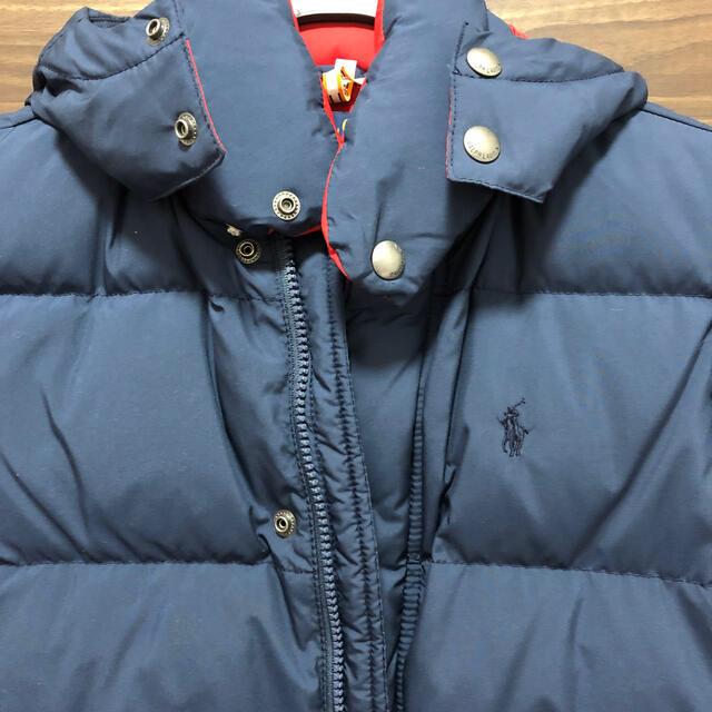 Ralph Lauren(ラルフローレン)のSALE❗️ラルフローレン  ダウン キッズ/ベビー/マタニティのキッズ服男の子用(90cm~)(ジャケット/上着)の商品写真