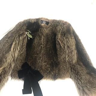 ドルチェアンドガッバーナ(DOLCE&GABBANA)のDOLCE & GABBANA ファーコート(毛皮/ファーコート)