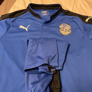 PUMA - 瀬戸内高校サッカー部 ユニフォーム セット