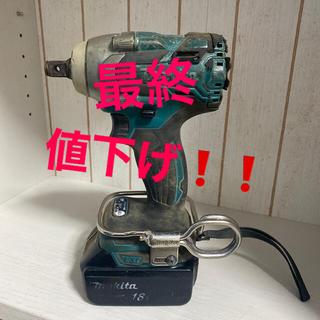 マキタ(Makita)のマキタ インパクトレンチ18V 2点セット(工具/メンテナンス)