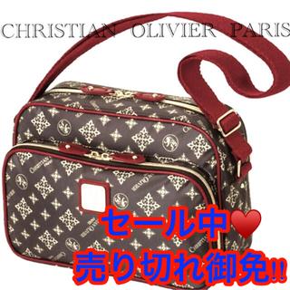 タカラジマシャ(宝島社)のCHRISTIAN  OLIVIER  PARIS♥️ショルダーバッグ⭐(ショルダーバッグ)