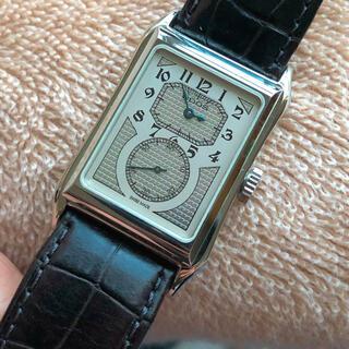 エポス(EPOS)の【MMR様専用】美品 Epos 手巻き(腕時計(アナログ))