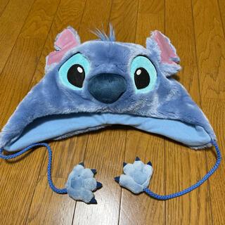 ディズニー(Disney)のディズニー スティッチ  帽子 被り物(その他)