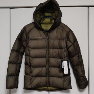 マムート(Mammut)のMAMMUTのダウンジャケット 新品未使用 Sサイズ 日本のMサイズ(ダウンジャケット)