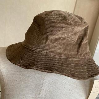 SM2 - 新品タグ付 SM2 可愛い帽子 茶