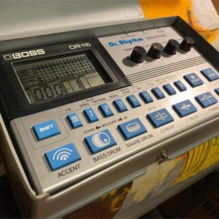 ボス(BOSS)のBOSS DR-110 Dr.Rhythm GRAPHIC アナログドラムマシン(その他)