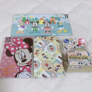 ディズニー(Disney)の【最終値下げ】ディズニー♡ポチ袋&マスキングテープセット売り(テープ/マスキングテープ)