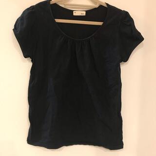サリー(SALLY)のパフスリーブTシャツ 半袖Tシャツ チビT ミニT(Tシャツ(半袖/袖なし))