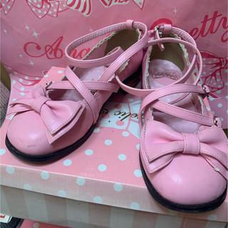 アンジェリックプリティー(Angelic Pretty)のAngelic Pretty tea party shoes(ハイヒール/パンプス)