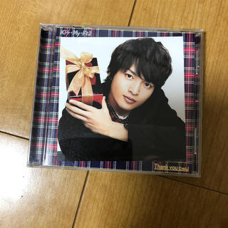 キスマイフットツー(Kis-My-Ft2)のキスマイCD(男性アイドル)
