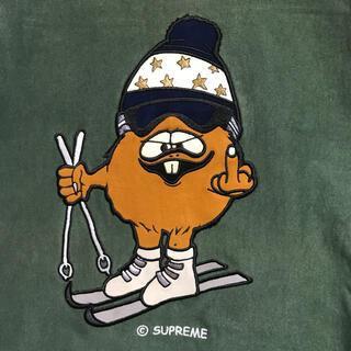 Supreme - supreme カマチョ トレーナー ヴィンテージ スキー ニット帽 カマチョ