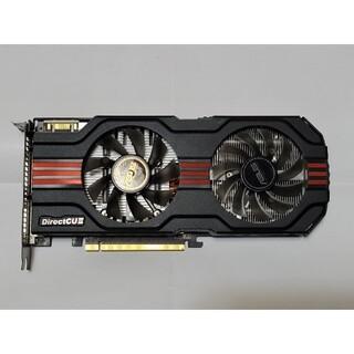 エイスース(ASUS)のASUS GTX560 OC 1GB(PCパーツ)