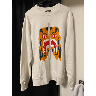 A BATHING APE - bape Tiger sweat