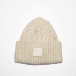 アクネ(ACNE)のニット帽 アクネ アクネストゥディオス ニットキャップ 男女兼用(ニット帽/ビーニー)
