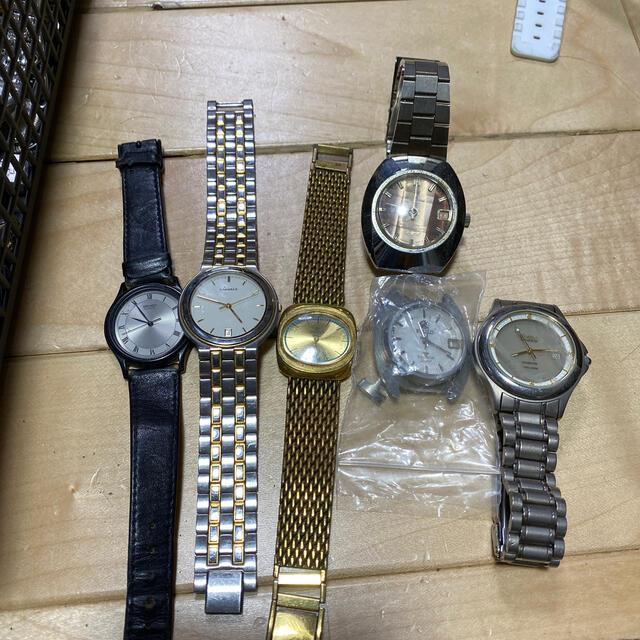 RADO(ラドー)の腕時計まとめ売りバラ不可 メンズの時計(腕時計(アナログ))の商品写真
