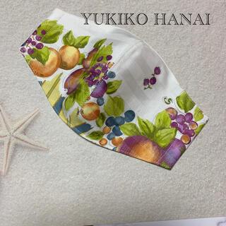 ユキコハナイ(Yukiko Hanai)のインナーマスク YUKIKO HANAI(ハンカチ)