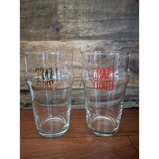 ステューシー(STUSSY)のSTUSSY Livin' Pint Glass GSパイントグラス セット(グラス/カップ)