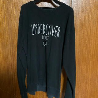 UNDERCOVER - 値下げUNDERCOVER スウェット Lサイズ ブラック