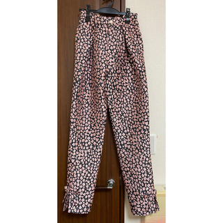 Honey mi Honey - HONEY MI HONEY flower jacquard pants