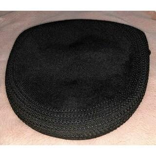 カンゴール(KANGOL)のカンゴール ハンチング 504 トロピック ベントエアー ブラック KANGOL(ハンチング/ベレー帽)