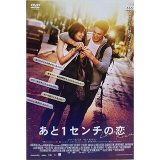 中古DVDあと1センチの恋  ('14独/英)(外国映画)