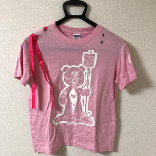 FUNKY FRUIT - 一つ目 点滴 クマ Tシャツ