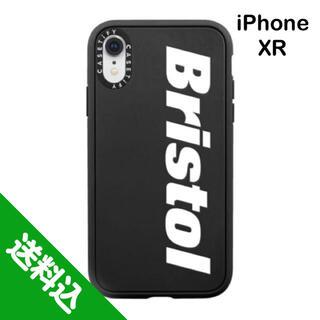 エフシーアールビー(F.C.R.B.)の【送料込】CASETIFY FCRB iPhone XR ケース(iPhoneケース)