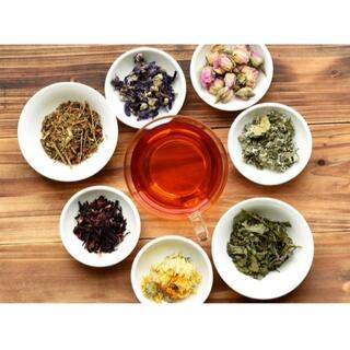 オーガニック・ハーブティー 有機JAS セット お試し 5種(茶)